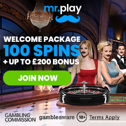 mr play casino review welcome bonus