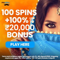 MrPLay Casino image